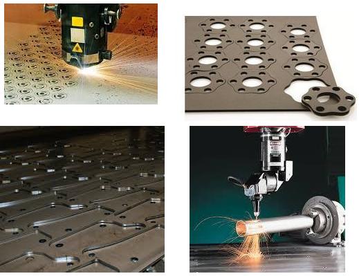Tại sao phải cắt kim loại tấm sắt thép, inox, đồng bằng công nghệ Laser?